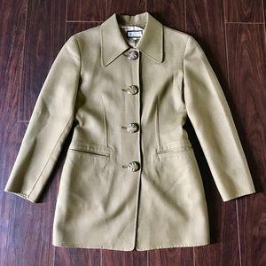 True Vintage Korean Olive Green Jacket